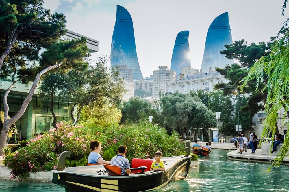 باکو اذربایجان