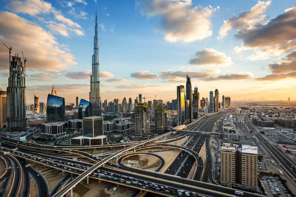برج خلیفه ،دبی