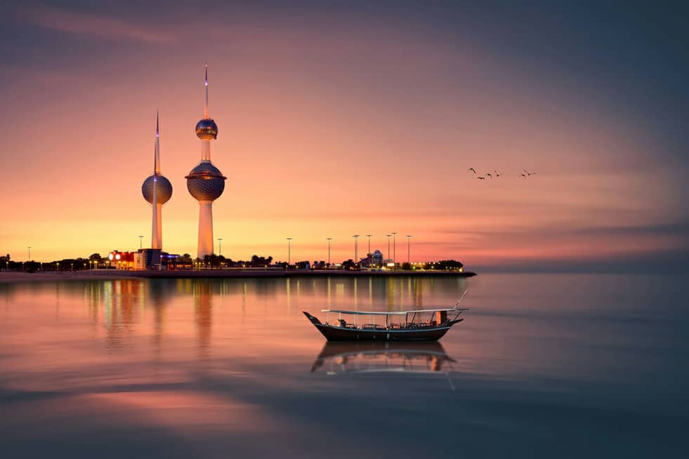 برج های کویت،کویت