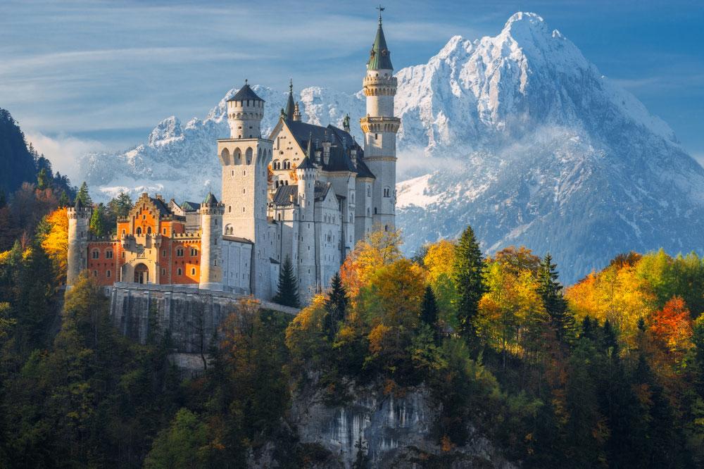 قلعه نوشوانشتاین،آلمان