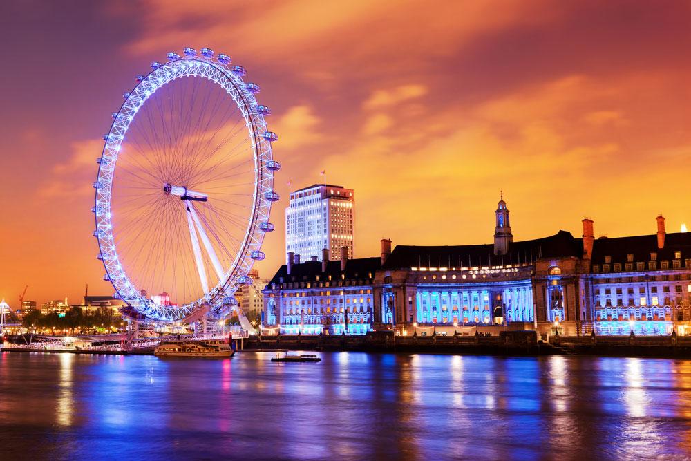 چشم لندن،انگلستان