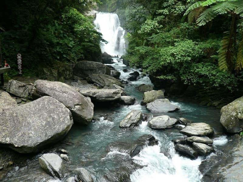 پارک جنگلی ملی نیدونگ،زیندین،تایپه جدید