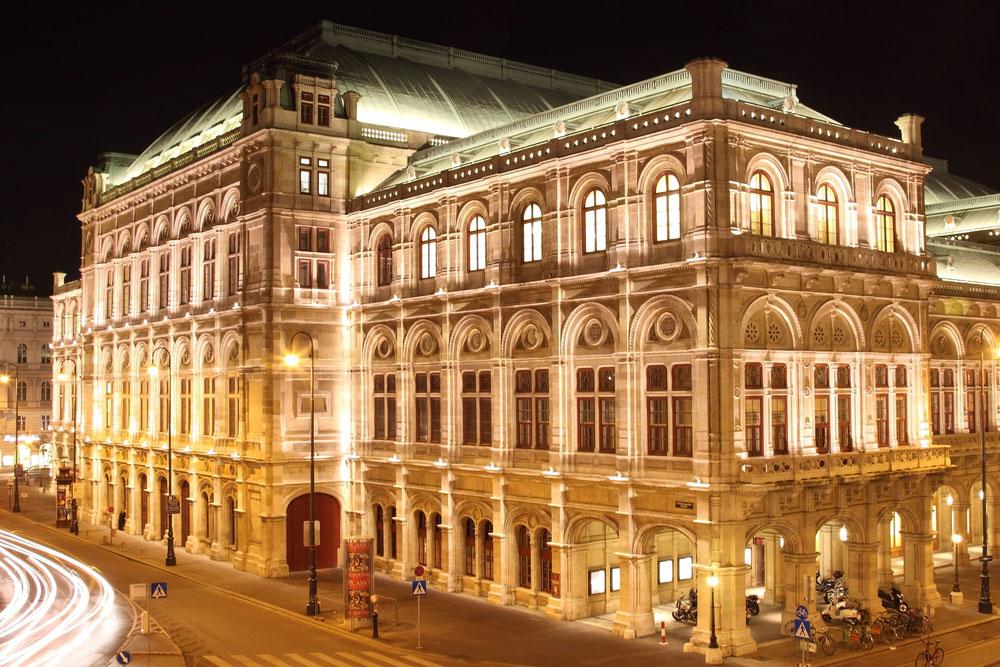 سالن اپرا وین ،اتریش