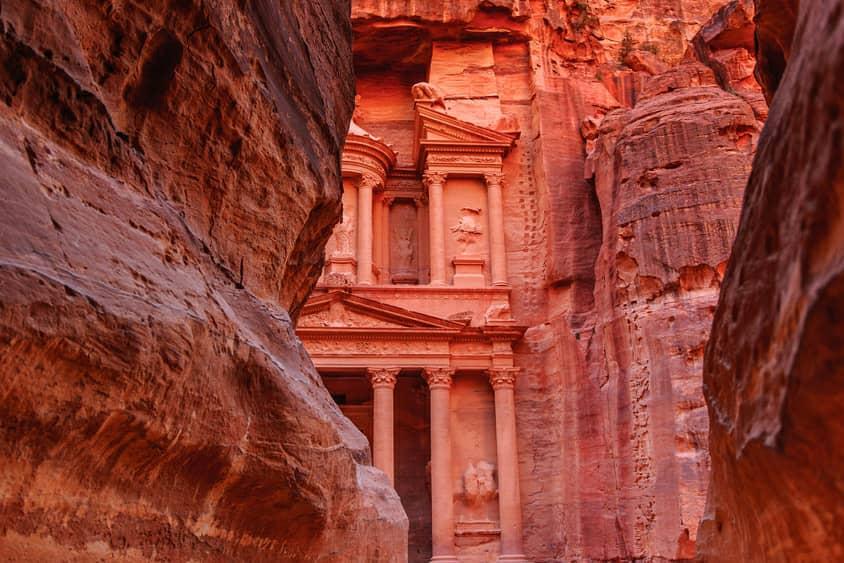 پترا،پادشاهی هاشمی اردن