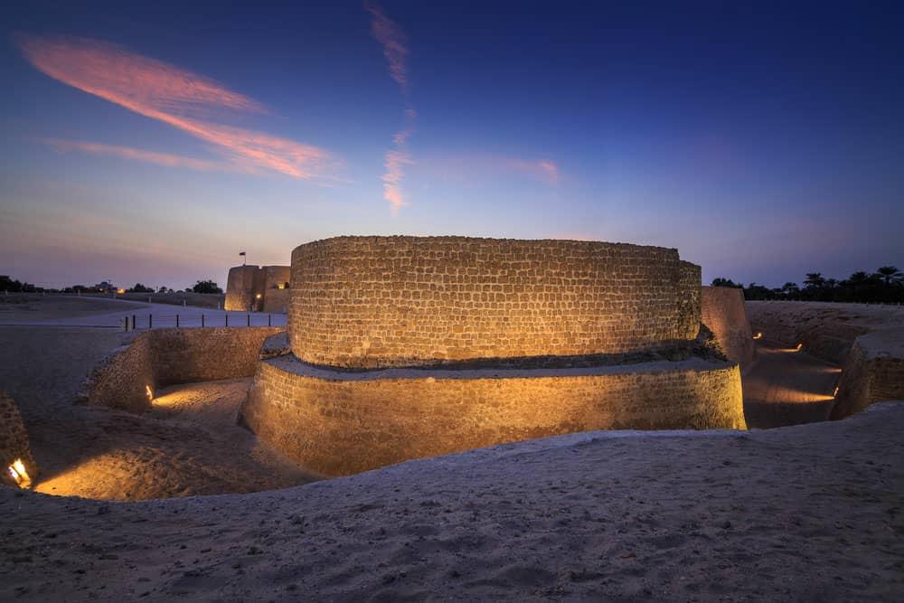 قلعه بحرین،بحرین