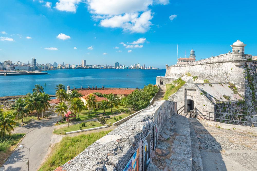 قلعه مورو،کوبا