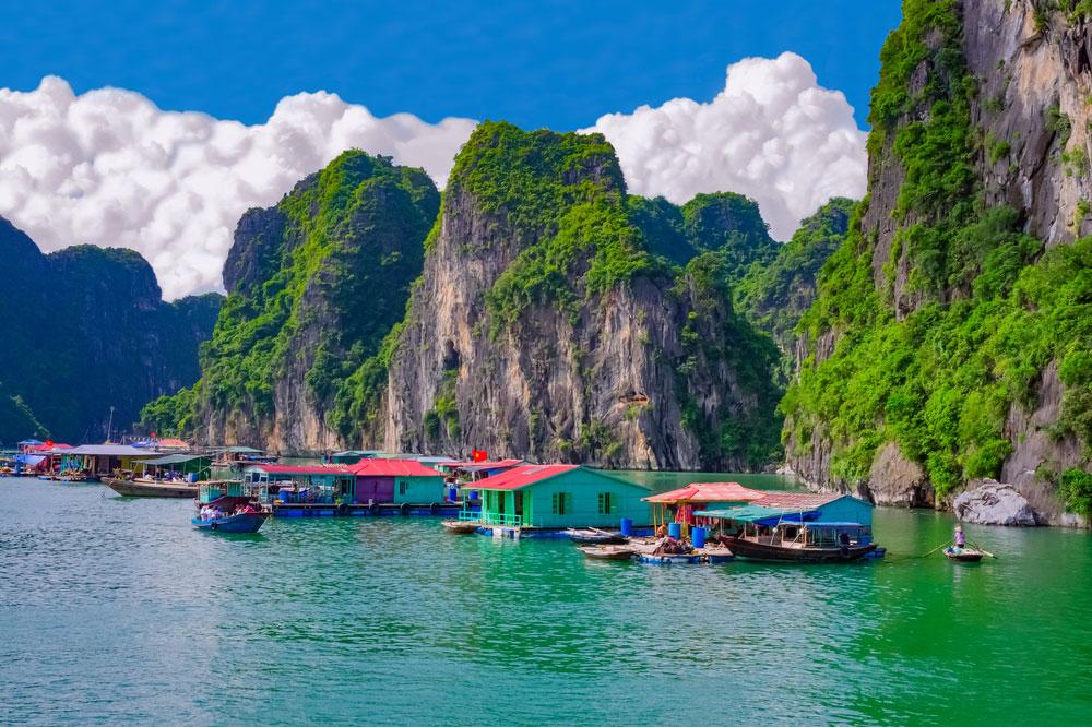 خلیج هان لانگ،ویتنام