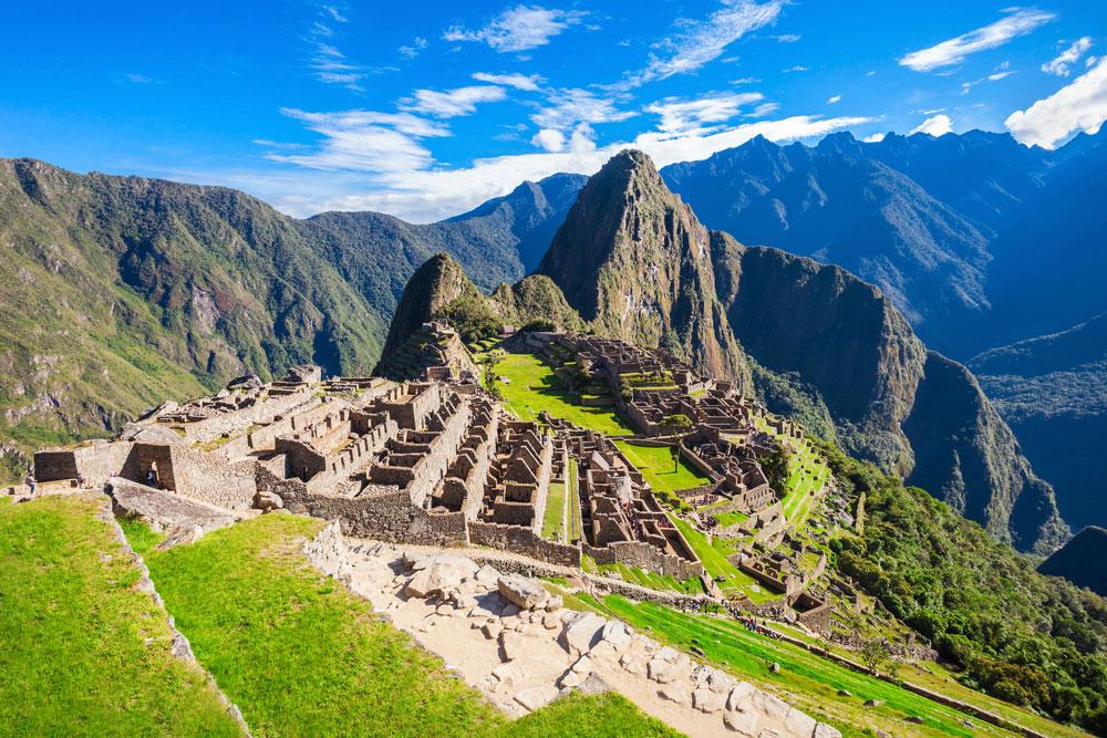 هویاناپیشتو،پرو