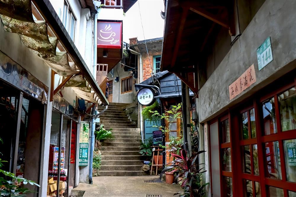 Jinguashi خیابان قدیمی تایپه جدید