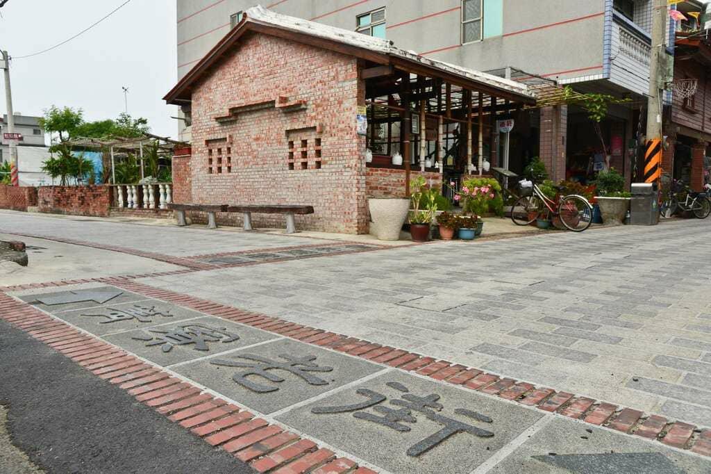 خیابان قدیمی تاینان،جینگلیایو