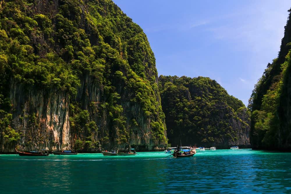 جزیره فی فی ،تایلند