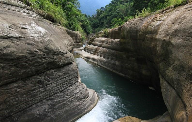 منطقه دیدنی Caoling یونلین Gukkeng